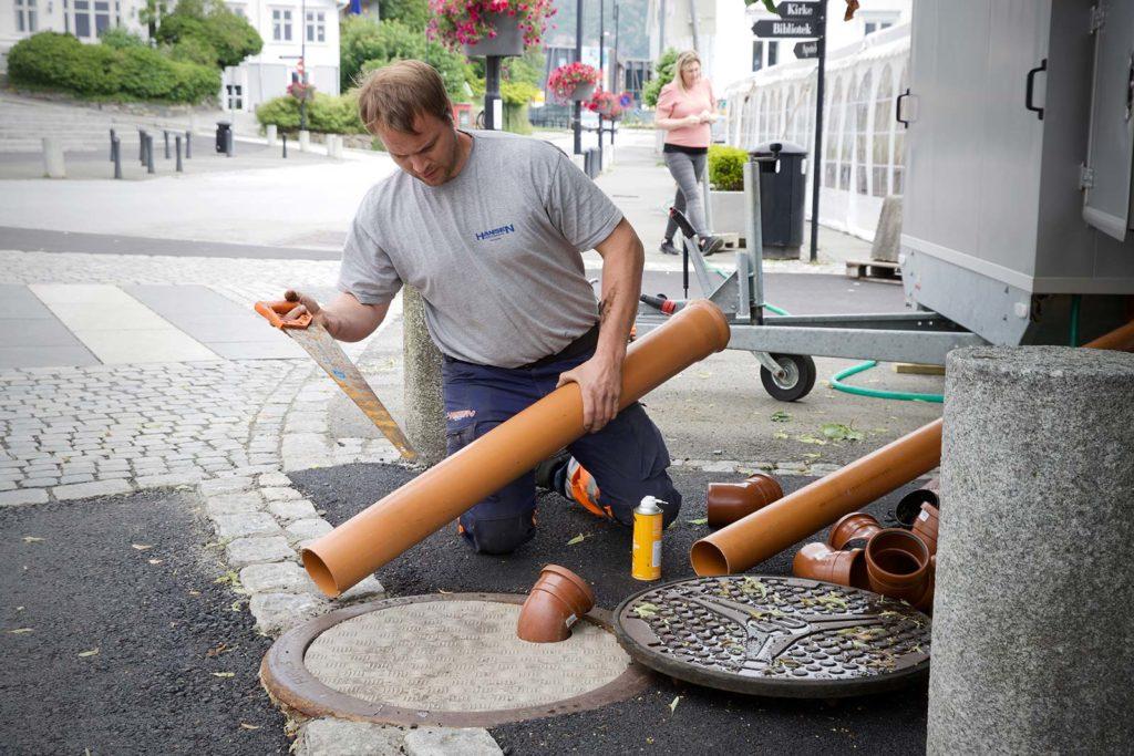 Hansen Renovasjon - Utleie av toaletter